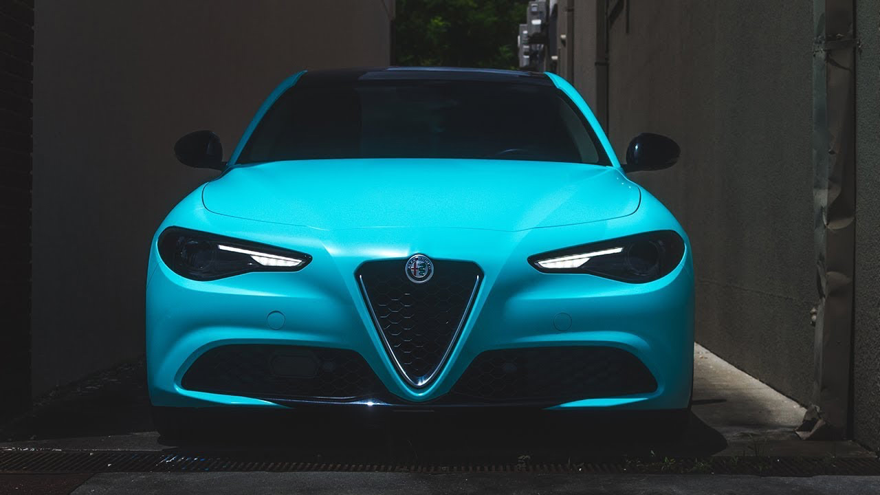 Eight Exciting New Colours From The 3m Wrap Film Series